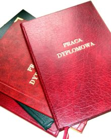 Prezent z okazji obrony pracy dyplomowej – dla promotora
